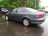 USED 2014 64 VOLKSWAGEN PASSAT 2.0 EXECUTIVE TDI BLUEMOTION TECHNOLOGY 4d 139 BHP LOW LOW MILEAGE HIGH SPEC WITH FULL SERVICE HISTORY