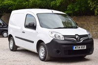 USED 2014 14 RENAULT KANGOO 1.5 ML19 ENERGY DCI 1d 75 BHP