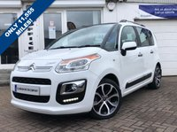 USED 2015 65 CITROEN C3 PICASSO 1.2 SELECTION PICASSO 5d 109 BHP SUPPLIED WITH 12 MONTHS MOT, LOVELY CAR TO DRIVE