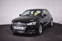 USED 2015 15 AUDI A1 1.0 TFSI SPORT 3d 93 BHP LOW MILES + £0 TAX