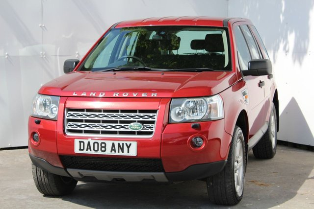 2008 08 LAND ROVER FREELANDER 2.2 TD4 GS 5d 159 BHP