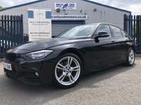 2012 BMW 3 SERIES 2.0 318D M SPORT 4d AUTO 141 BHP £12995.00