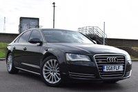 2011 AUDI A8 3.0 TDI QUATTRO SE EXECUTIVE 4d AUTO 250 BHP £12478.00