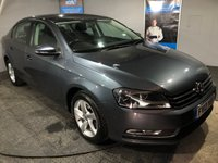 USED 2013 13 VOLKSWAGEN PASSAT 2.0 S TDI BLUEMOTION TECHNOLOGY 4DOOR 139 BHP