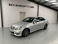 USED 2013 63 MERCEDES-BENZ C CLASS 2.1 C250 CDI BLUEEFFICIENCY AMG SPORT PLUS 4d AUTO 202 BHP 1 Previous owner!
