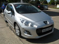 2013 PEUGEOT 308 1.6 HDI ACTIVE NAVIGATION VERSION 5d 92 BHP £5395.00