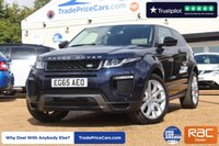 USED 2016 65 LAND ROVER RANGE ROVER EVOQUE 2.0 SI4 HSE DYNAMIC 3d AUTO 237 BHP