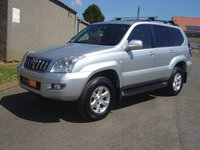 USED 2006 06 TOYOTA LAND CRUISER 3.0 LC4 8-SEATS D-4D 5d AUTO 164 BHP // 12 SERVICE STAMPS  //