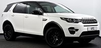 USED 2016 66 LAND ROVER DISCOVERY SPORT 2.0 TD4 SE Tech 4X4 (s/s) 5dr Black Pack, Xenons, Sat Nav +