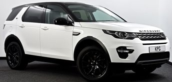 2016 LAND ROVER DISCOVERY SPORT 2.0 TD4 SE Tech 4X4 (s/s) 5dr £22995.00