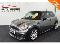 USED 2009 59 MINI HATCH COOPER 1.6 COOPER GRAPHITE 3d 118 BHP