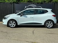 USED 2014 64 RENAULT CLIO 1.1 EXPRESSION PLUS 16V 5d 75 BHP