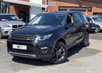 2017 LAND ROVER DISCOVERY SPORT 2.0 TD4 SE TECH 5d 180 BHP £23895.00