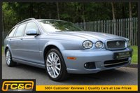 USED 2009 58 JAGUAR X-TYPE 2.0 S 5d 129 BHP A CLEAN EXAMPLE WITH SERVICE HISTORY!!!
