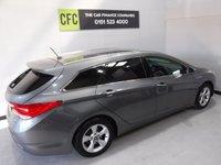 USED 2012 62 HYUNDAI I40 1.7 CRDI STYLE BLUE DRIVE 5d 134 BHP