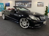 2013 MERCEDES-BENZ E CLASS 2.1 E250 CDI BLUEEFFICIENCY SPORT 2d AUTO 204 BHP £13399.00