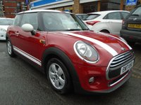 USED 2017 17 MINI HATCH ONE 1.5 ONE D 3d 94 BHP GREAT FINANCE DEALS AVAILABLE