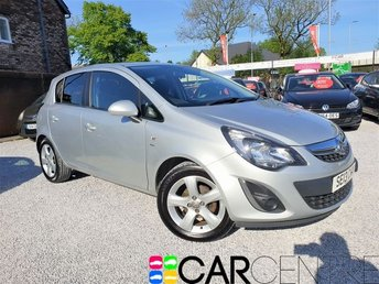 View our 2013 13 VAUXHALL CORSA 1.2 SXI AC 5d 83 BHP