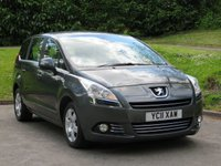 USED 2011 11 PEUGEOT 5008 1.6 SPORT 5d 120 BHP 7 SEATER