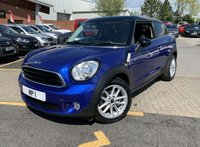 USED 2015 65 MINI PACEMAN 1.6 PACEMAN COOPER 3d S/S 122 BHP *CHILI PACK*