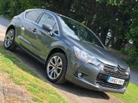 USED 2012 62 CITROEN DS4 1.6 HDI DSTYLE 5d 110 BHP [WESTBURY SITE]