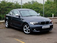 2012 BMW 1 SERIES 2.0 118D EXCLUSIVE EDITION 2d AUTO 141 BHP £SOLD