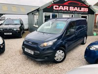 2015 FORD TRANSIT CONNECT 1.6 210 P/V 1d 94 BHP £6495.00