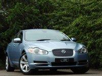 USED 2009 59 JAGUAR XF 3.0 V6 LUXURY 4d AUTO 240 BHP HUGE SPEC FJSH SAT NAV REV CAM