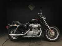 2006 HARLEY-DAVIDSON SPORTSTER XLH 883. 4121 MILES. 06. STAGE 1. GREAT CONDITION. EXTRAS  £4498.00