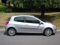 USED 2008 08 RENAULT CLIO 1.1 DYNAMIQUE 16V TURBO 3d 100 BHP