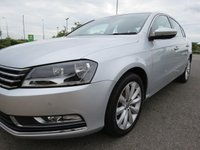 USED 2013 62 VOLKSWAGEN PASSAT 2.0 HIGHLINE TDI BLUEMOTION TECHNOLOGY DSG 4d AUTO 139 BHP