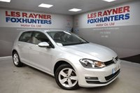USED 2015 15 VOLKSWAGEN GOLF 1.6 MATCH TDI BLUEMOTION TECHNOLOGY 5d 103 BHP Bluetooth, Great MPG, Cruise control, Bluetooth, Zero road tax