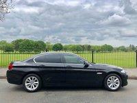 2013 BMW 5 SERIES 2.0 520D EFFICIENTDYNAMICS 4d 181 BHP £9995.00