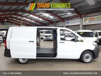 """USED 2015 65 MERCEDES-BENZ VITO 1.6 111 CDI 114 BHP LWB VAN  """"YOU'RE IN SAFE HANDS"""" - AA DEALER PROMISE"""