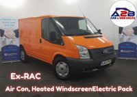 USED 2013 63 FORD TRANSIT 2.2 T 330 100 BHP Ex RAC  72634 Miles, Tail Lift , Air Con, Electric Pack, Heated Front Screen, Front Fogs,  **Drive Away Today** Over The Phone Low Rate Finance Available, Just Call us on 01709 866668**