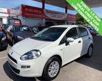 USED 2015 15 FIAT PUNTO 1.2 POP 5d 69 BHP 1 OWNER, ONLY 42,000 MILES