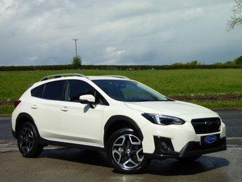 2018 SUBARU XV 2.0 I SE 5d AUTO 155 BHP £23995.00