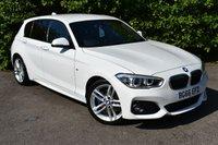 USED 2016 66 BMW 1 SERIES 2.0 120D M SPORT 5d AUTO 188 BHP M SPORT PLUS PACK