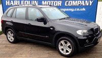 USED 2007 57 BMW X5 3.0 D SE 7STR 5d AUTO 232 BHP