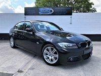 2009 BMW 3 SERIES 2.0 320D M SPORT 4d AUTO 175 BHP £4690.00