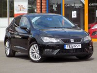 USED 2018 18 SEAT LEON 1.2 TSi SE Dynamic Technology 5dr ** Sat Nav + Bluetooth **