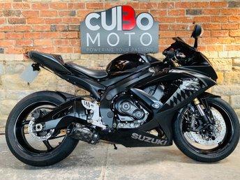 2008 SUZUKI GSXR600 K8 Stealth £5190.00