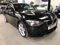 2014 BMW 1 SERIES 2.0 118D M SPORT 5d AUTO 141 BHP £10980.00