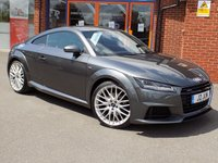 USED 2016 16 AUDI TT 2.0T FSi Quattro S Line 2dr S Tronic ** 5300 Pounds of Extra's **