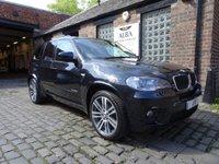 2012 BMW X5 3.0 XDRIVE30D M SPORT 5d AUTO 241 BHP £17795.00