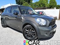 USED 2013 13 MINI COUNTRYMAN 2.0 COOPER SD ALL4 5d AUTO 141 BHP 1 PREVIOUS OWNER +FULL SERVICE