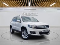 USED 2012 62 VOLKSWAGEN TIGUAN 2.0 SE TDI BLUEMOTION TECHNOLOGY 4MOTION DSG 5d AUTO 138 BHP *NO ULEZ CHARGE ON THIS VEHICLE*