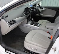 USED 2014 64 AUDI A7 3.0 SPORTBACK TDI ULTRA SE EXECUTIVE 5d AUTO 215 BHP