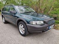 2004 VOLVO XC70 2.4 D5 SE AWD 5d AUTO 163 BHP £4500.00