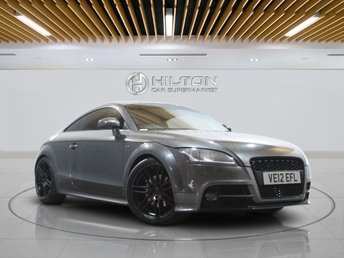 Used Audi TT for sale in Leighton Buzzard